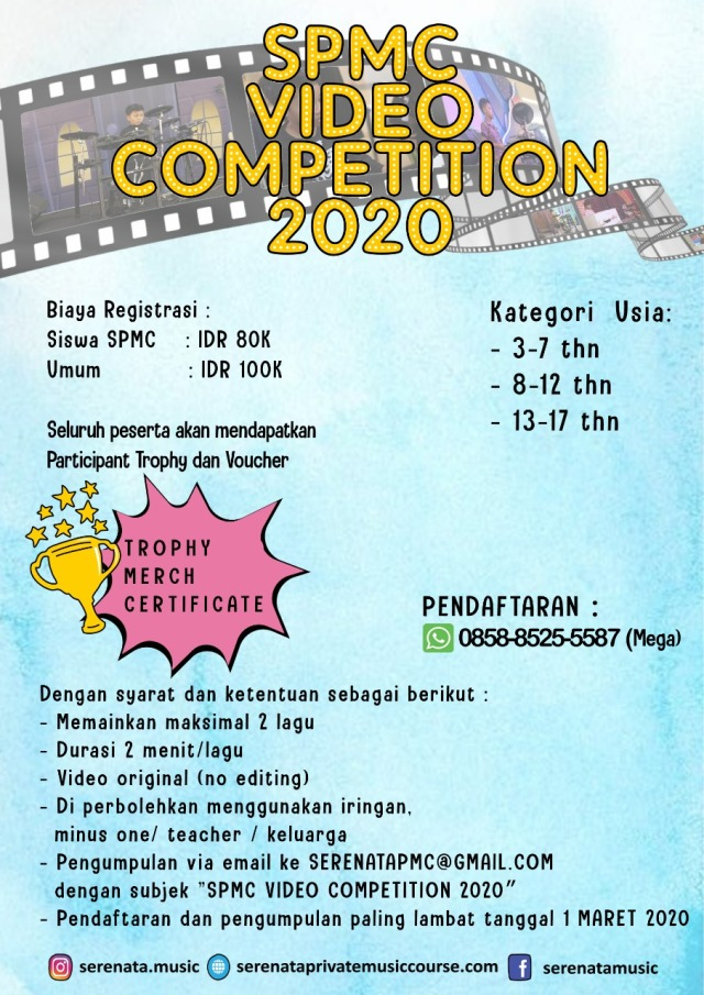 Flyer Video Competition 2020